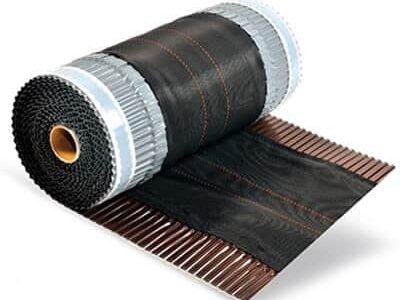 Banda pentru etansare si ventilare coame